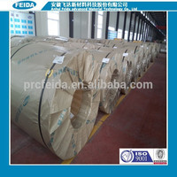 201 Stainless steel mill finish 0.3mm for pipe
