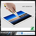 2.5D roung angle 0.3mm laptop tempered glass screen protector for Huawei Matebook