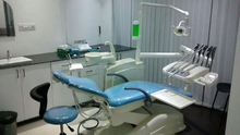 Special customized Brazil dental equipment
