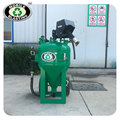 reliable good price dustless blasting machine for paint stripping