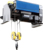 ALLMAN 12.5ton M5 /2m Class Top Quality Three Phase Wire Rope Hoist
