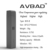 900mah AVBAD BOS tobacco cigarette with puff function and vibration free sample
