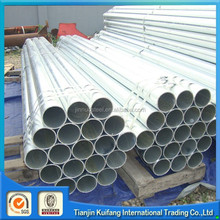 hot dip galvanized water line pipe