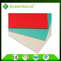 Greenbond high quality anti-static colorful stone coated metal roofing acp sheet