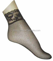 2015 summer new black lace openwork socks socks net mesh sexy ladies fashion socks