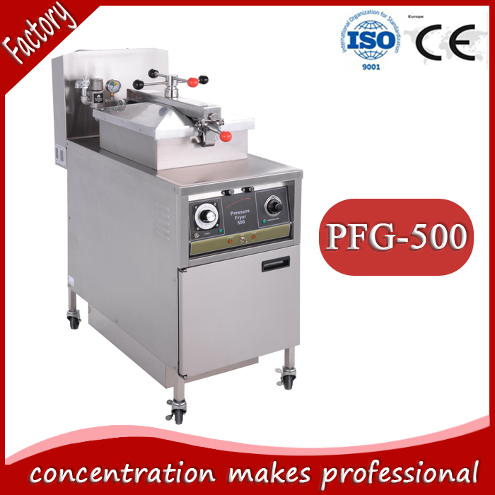 PFG-500 HOT gas fryer/gas deep fryer/industrial deep fryer CE chinese manufacturer