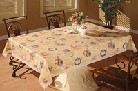 new various thickness laminate table cloth