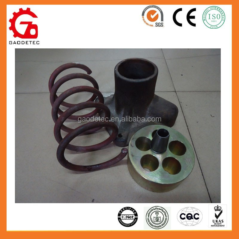 Cable Anchor Head And Wdege Prestressed Anchor