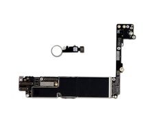 Original unlocked Mainboard with fingerprint For iPhone 7 plus 128GB