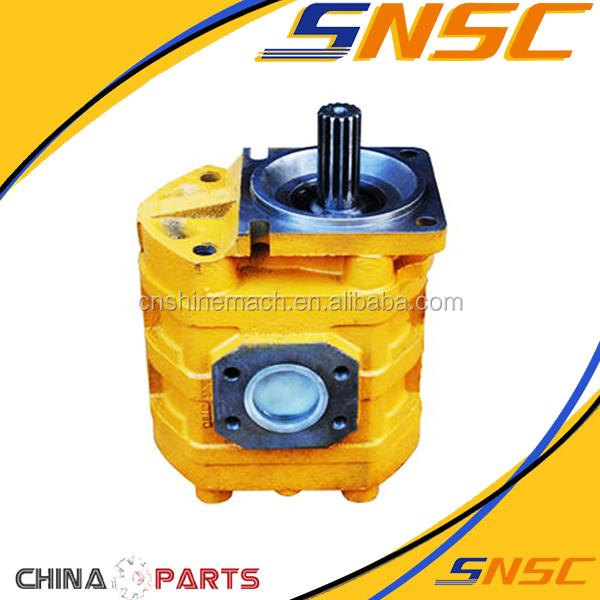 Wholesale construction machinery parts Liugong CLG852 hydraulic steering pump