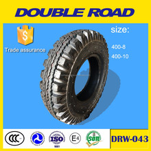 China supplier solid motorcycle tire tricycle tire 400-10 wholesale