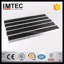 New Products wholesale metal modern rubber door Entrance Mat