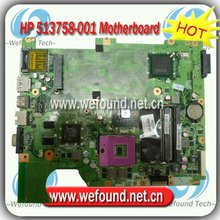 513758-001,Laptop Motherboard for HP CQ61 G61 G70 Series Mainboard,System Board