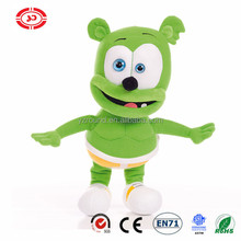 Gummy looking bear cute fancy quality stuffed exquisite toy