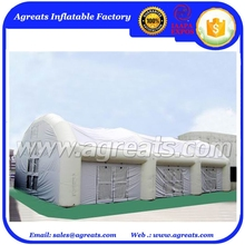 inflatable warehouse tents, commercial outdoor inflatable house tent low price on selling S1088