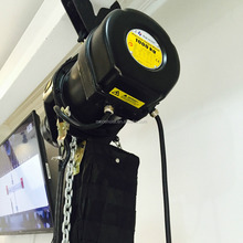 MODE 380v 3phase power source 1 ton electric chain hoist