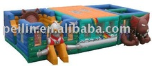 2012 amazing huge inflatable amusement fun city