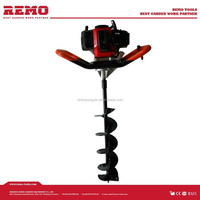 gasoline earth auger driller RM-ED49D,drill press stand