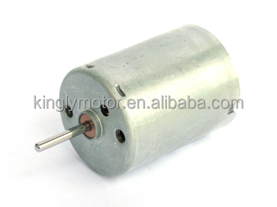precious metal brush micro dc motor,micro brushed motor 370 for RC toys,brush 12v micro dc motor
