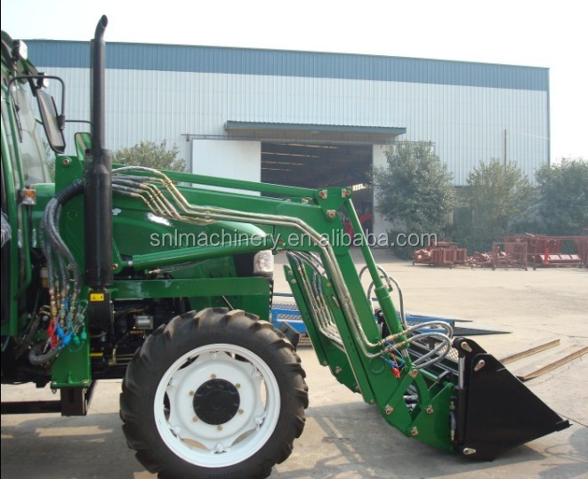 Used Lawn Tractor With Front Loader : Chinese tractor with front loader used buy best