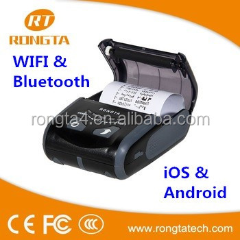 mini Wireless Portable POS Thermal Receipt Android Printer RPP200