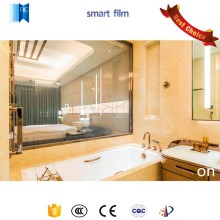 good quality switchable privacy smart film glass