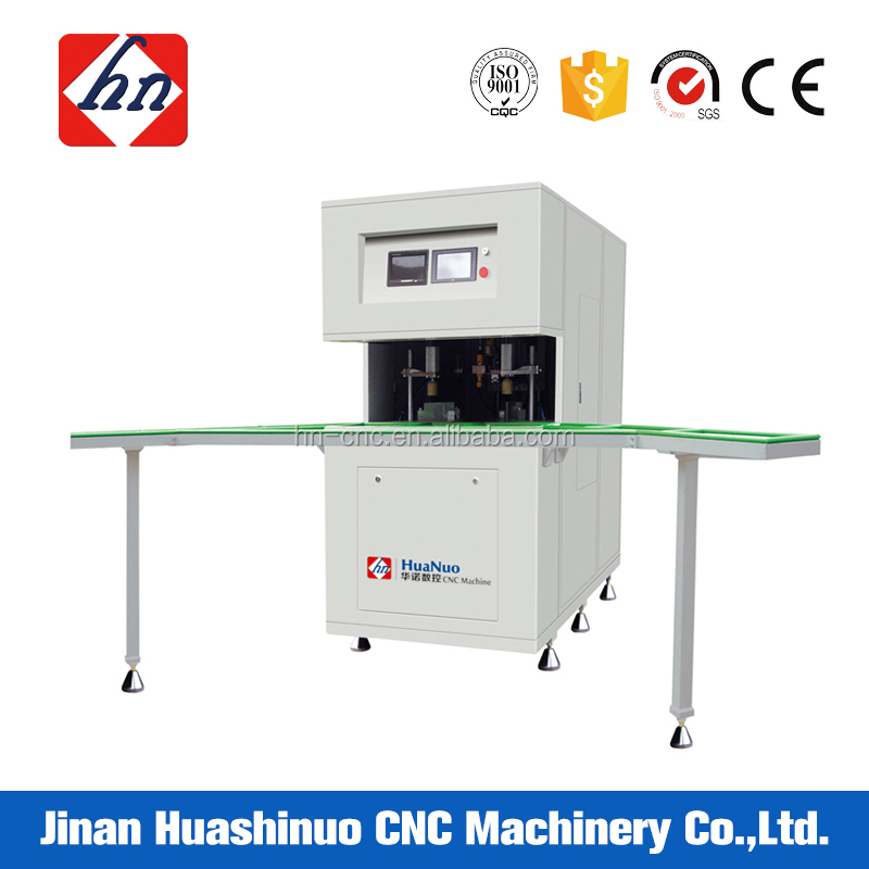 UPVC window CNC Corner Cleaning Machine Used for welding seams cleaning machine