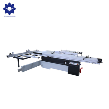 Low noise sliding table panel saw machine for Distributor