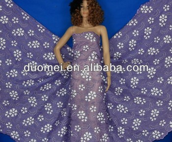 p2943 high high quality African French lace with sequins