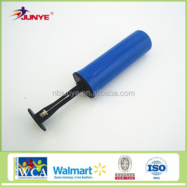 Plastic Ball Pump With hand hold air pump