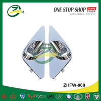 Car fog light cover electroplating for FAW Oley auto spare parts