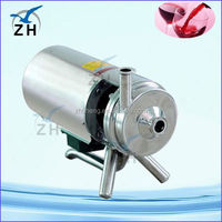 Top quality food grade mission magnum centrifugal pump