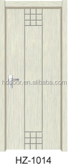 H-Z1014 interior PVC folding door or PVC toilet door and bathroom PVC doors prices