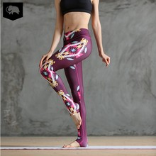 Custom Women Tight exercise Jogging Fitness Colorful Yoga Pants Leggings