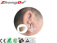New product 2016 Receive in canal hearing aid