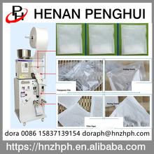 Small-scale biodegradable plastic bag making machine for sale