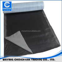 Self-adhesive Bitumen Waterproof Membrane for Bathroom Floors