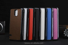 Luxury Carbon Fibre Pattern chrome Skin Cover Case for Samsung Galaxy S5