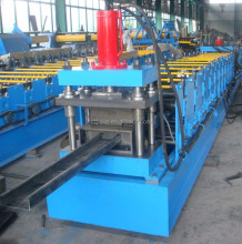 Light Structural Steel Profile C Z Purline For Sale 80-300 Broken C Purlines roll forming machine