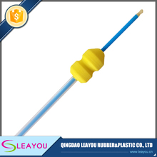 Yellow sow intrauterine artificial insemination semen catheter with blocked tube