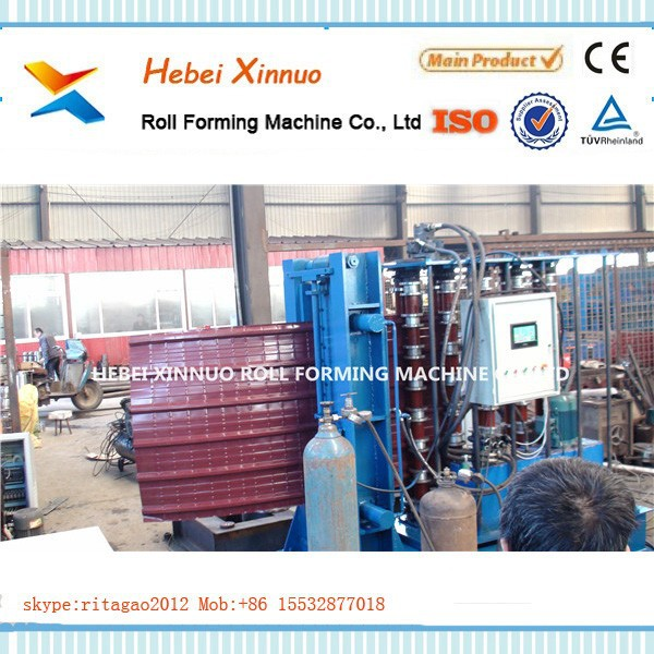 arch camber roll forming machine