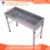 hot sale best quality stainless steel foldable outdoor charcoal grill with low price