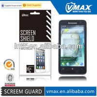 Best price screen protectors for Lenovo p770 oem/odm(High clear)