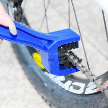 Bike Chain Cleaning Brush Motorcycle Cycling Dead Corner