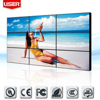 lcd display wall lcd video wall Advertising equipment