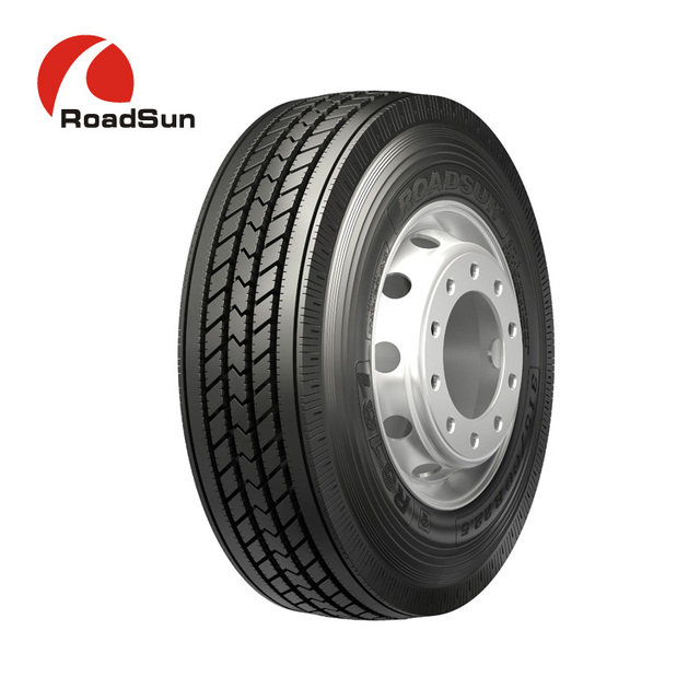 Roadsun and Copartner brand new radial heavy duty truck tire