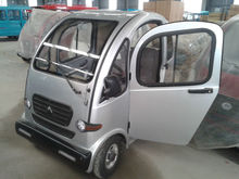 2014 new design electric car/van for elder couple