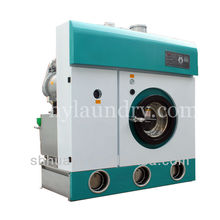 industrial solvent laundry dry cleaning machine for sale