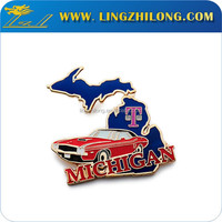 Custom made car lapel pin