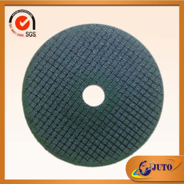 EN 12413 certified 125*1*22 mm thin cutting wheel for metal